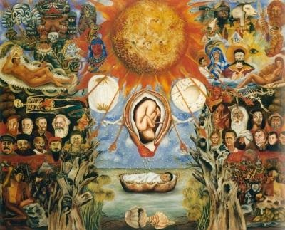 Frida Kahlo – Mosé